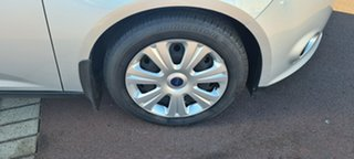 2012 Ford Focus LW Ambiente PwrShift Silver 6 Speed Sports Automatic Dual Clutch Sedan