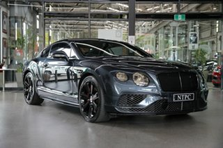 2016 Bentley Continental 3W MY16 GT V8 S Grey 8 Speed Sports Automatic Coupe