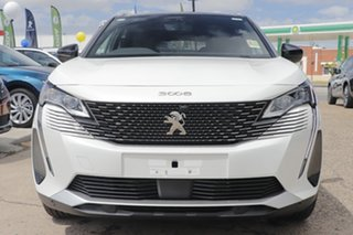 2021 Peugeot 3008 P84 MY21 GT SUV White 8 Speed Sports Automatic Hatchback