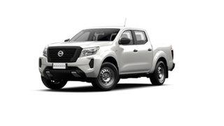 2021 Nissan Navara D23 MY21 SL White Pearl 7 Speed Sports Automatic Utility.