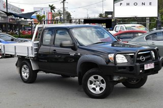2010 Mazda BT-50 09 Upgrade Boss B3000 Freestyle DX+ Black 5 Speed Manual Cab Chassis.