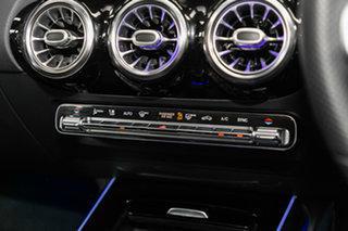 2021 Mercedes-Benz GLA-Class H247 801+051MY GLA200 DCT Cosmos Black 7 Speed