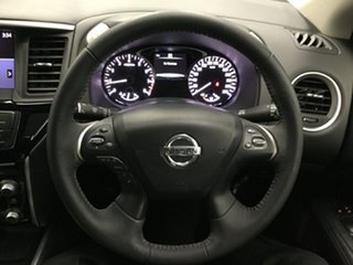 2018 Nissan Pathfinder R52 Series III MY19 ST X-tronic 2WD Red 1 Speed Constant Variable Wagon