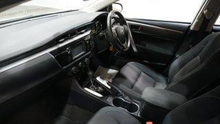 2014 Toyota Corolla ZRE172R Ascent S-CVT White 7 Speed Constant Variable Sedan
