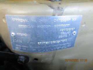 2004 Hyundai Trajet GL Gold 4 Speed Automatic Wagon