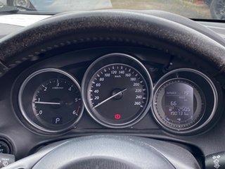 2013 Mazda CX-5 KE1021 Grand Touring SKYACTIV-Drive AWD Blue 6 Speed Sports Automatic Wagon