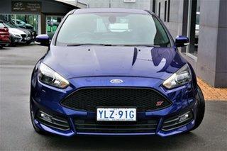 2017 Ford Focus LZ ST Blue 6 Speed Manual Hatchback.