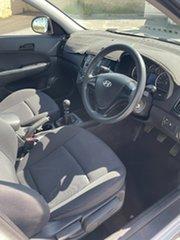 2010 Hyundai i30 FD MY10 SX White 5 Speed Manual Hatchback
