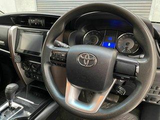2015 Toyota Fortuner GUN156R GX White 6 Speed Automatic Wagon