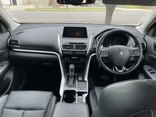 2018 Mitsubishi Eclipse Cross YA MY18 Exceed AWD Lightning Blue Continuous Variable Transmission
