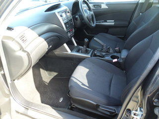 2011 Subaru Forester Grey Manual Wagon