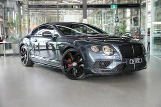 2016 Bentley Continental 3W MY16 GT V8 S Grey 8 Speed Sports Automatic Coupe.