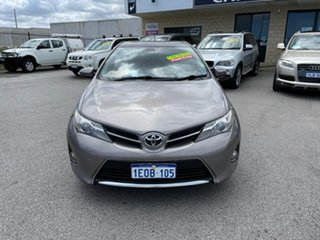 2014 Toyota Corolla ZRE182R Ascent Sport Cinnamon Flame 7 Speed CVT Auto Sequential Hatchback.