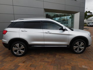 2016 Haval H6 Lux DCT Silver 6 Speed Sports Automatic Dual Clutch Wagon.