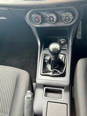 2013 Mitsubishi Lancer CJ MY14 ES White 5 Speed Manual Sedan
