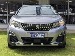 2018 Peugeot 3008 P84 MY19 Allure SUV Grey 6 Speed Sports Automatic Hatchback.