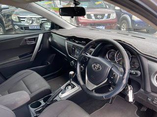 2014 Toyota Corolla ZRE182R Ascent Sport Cinnamon Flame 7 Speed CVT Auto Sequential Hatchback