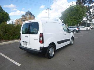 2012 Peugeot Partner B9P L1 White Manual Van