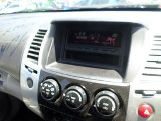 2011 Mitsubishi Challenger Silver Manual Wagon