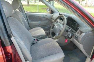 2001 Toyota Corolla AE112R Ascent Maroon 5 Speed Manual Liftback