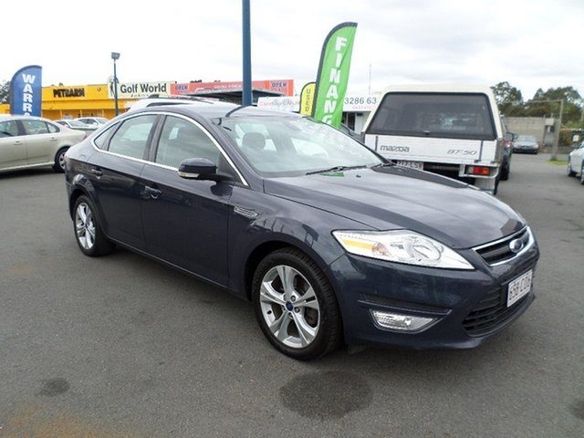 Used Ford Mondeo Zetec Capalaba, 2012 Ford Mondeo Zetec Grey Automatic Hatchback