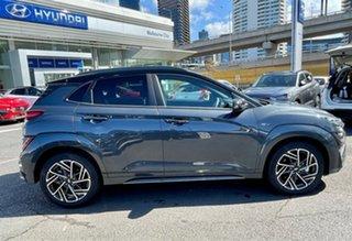 2021 Hyundai Kona Os.v4 MY21 N-Line D-CT AWD Premium Dark Knight 7 Speed