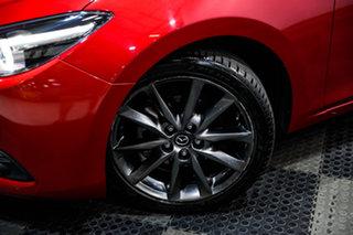 2016 Mazda 3 BM5238 SP25 SKYACTIV-Drive Astina Red 6 Speed Sports Automatic Sedan