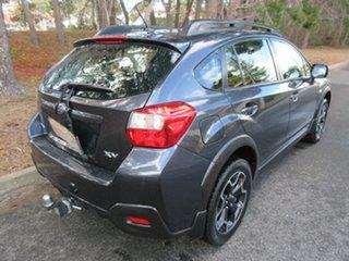 2012 Subaru XV G4X MY12 2.0i AWD Space Grey 6 Speed Manual Wagon.