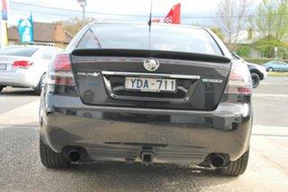 2010 Holden Calais VE II V Black 6 Speed Automatic Sedan