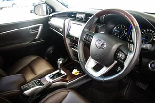 2018 Toyota Fortuner GUN156R MY19 Crusade Crystal Pearl 6 Speed Automatic Wagon
