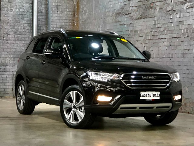 Used Haval H6 Lux DCT Mile End South, 2020 Haval H6 Lux DCT Black 6 Speed Sports Automatic Dual Clutch Wagon