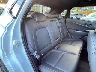 2021 Hyundai Kona Os.v4 MY21 N-Line D-CT AWD V7u 7 Speed Sports Automatic Dual Clutch Wagon