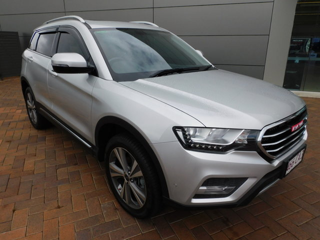 Used Haval H6 Lux DCT Toowoomba, 2016 Haval H6 Lux DCT Silver 6 Speed Sports Automatic Dual Clutch Wagon
