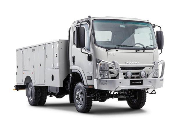 New Isuzu N Series Derrimut, 2021 Isuzu N Series NPS 45/75-155 AMT