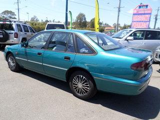 1995 Holden Commodore VR Acclaim Green Automatic Sedan