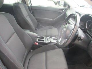 2016 Mazda CX-5 MY17 Maxx (4x2) Silver 6 Speed Automatic Wagon