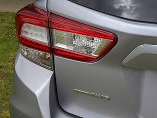 2018 Subaru Impreza G5 MY18 2.0i-S CVT AWD Silver 7 Speed Constant Variable Hatchback