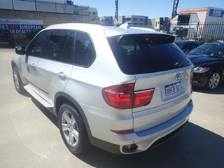 2011 BMW X5 E70 MY10 xDrive30d Silver Metallic 8 Speed Automatic Sequential Wagon