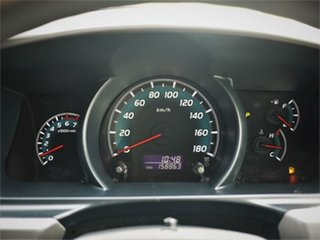 2012 Toyota HiAce TRH211 Super GL Grey 4 Speed Automatic Van