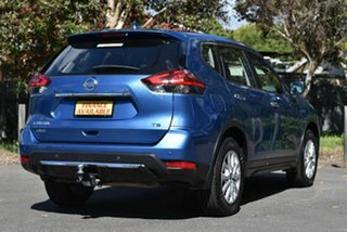 2019 Nissan X-Trail T32 Series II TS X-tronic 4WD Blue 7 Speed Constant Variable Wagon