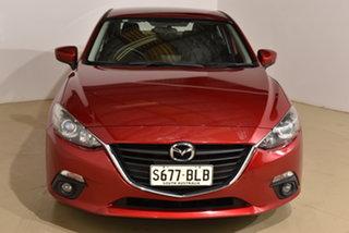2014 Mazda 3 BM5276 Maxx SKYACTIV-MT Red 6 Speed Manual Sedan.