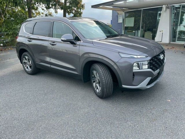 New Hyundai Santa Fe Tm.v3 MY21 Active DCT Springwood, 2021 Hyundai Santa Fe Tm.v3 MY21 Active DCT Magnetic Force 8 Speed Sports Automatic Dual Clutch
