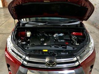 2017 Toyota Kluger GSU55R Grande AWD Red 8 Speed Sports Automatic Wagon