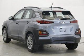 2020 Hyundai Kona OS.3 MY20 Active 2WD Silver 6 Speed Sports Automatic Wagon.