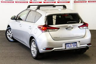 2017 Toyota Corolla ZRE182R MY17 Ascent Sport Silver Pearl 7 Speed CVT Auto Sequential Hatchback
