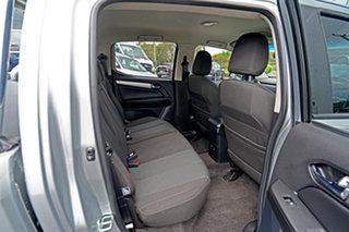 2018 Holden Colorado RG MY18 LTZ Pickup Crew Cab Silver 6 Speed Sports Automatic Utility