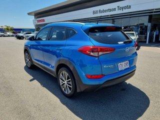 2015 Hyundai Tucson TLE Active (FWD) Blue 6 Speed Automatic Wagon