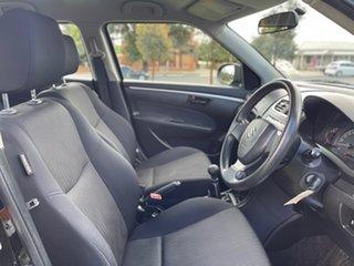 2012 Suzuki Swift FZ GA Black 5 Speed Manual Hatchback