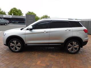 2016 Haval H6 Lux DCT Silver 6 Speed Sports Automatic Dual Clutch Wagon