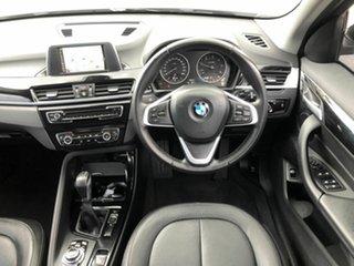 2015 BMW X1 F48 sDrive18d Steptronic Silver 8 Speed Sports Automatic Wagon